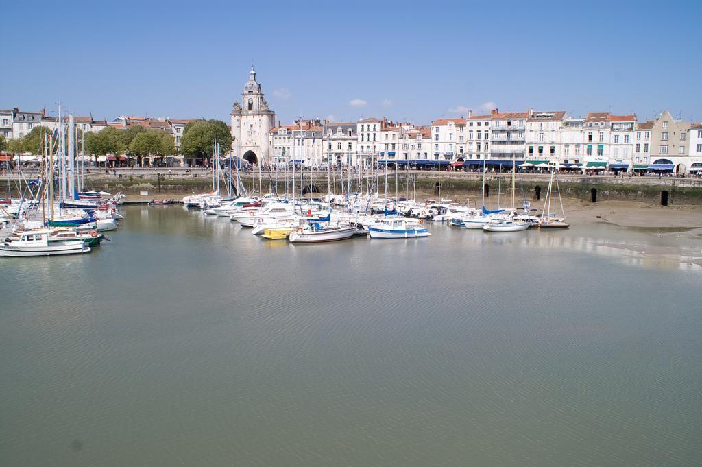 Le vieux port_La Rochelle