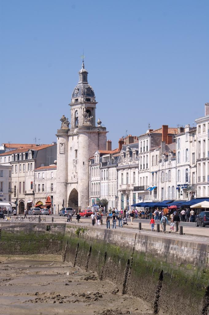 Tour de la Grosse Horloge_La Rochelle