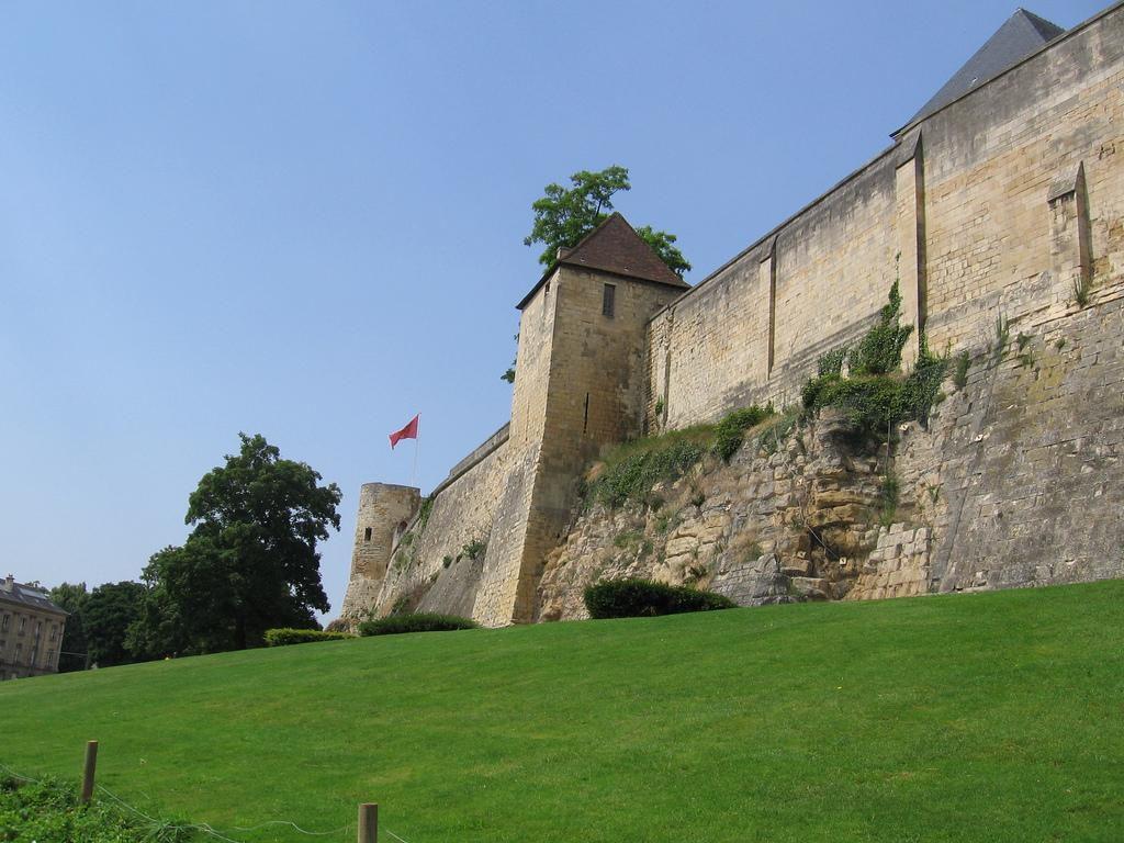 Château de Guillaume-le-Conquérant_Falaise