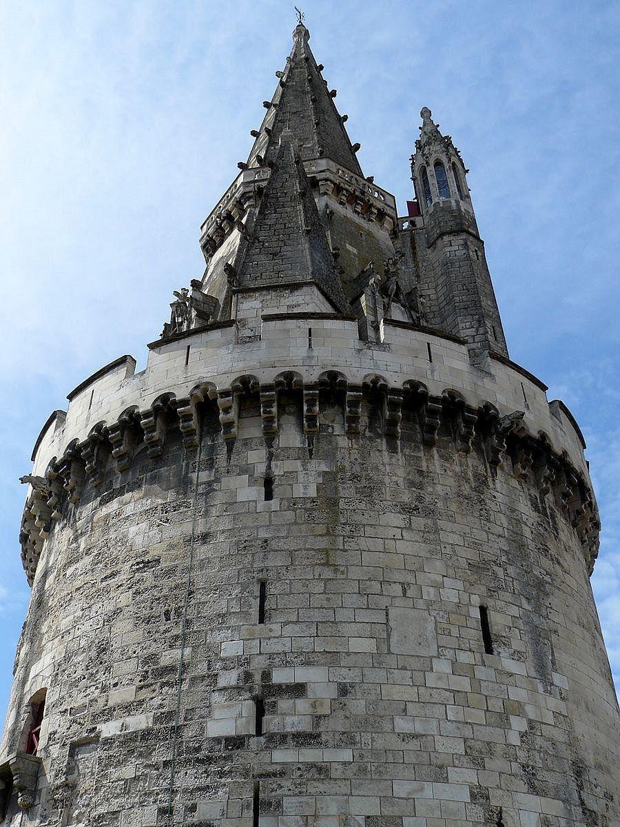 Tour de la Lanterne_La Rochelle