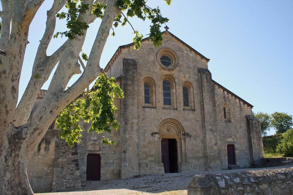Abbaye de Silvacane_La Roque d'Anthéron