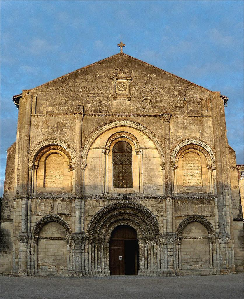 Abbaye aux Dames_CAEN