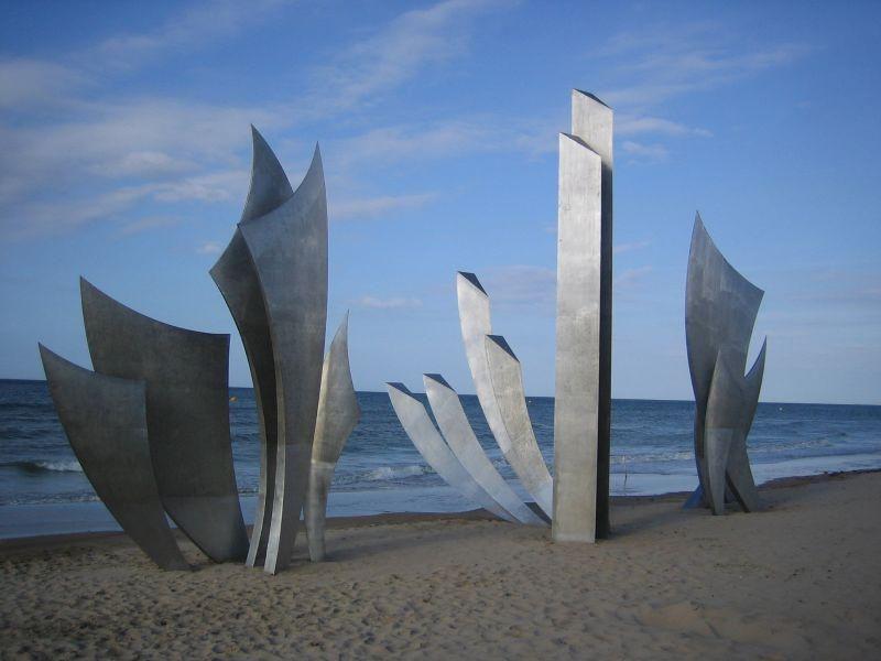 Musée-Mémorial d'Omaha Beach_Saint-Laurent-sur-Mer
