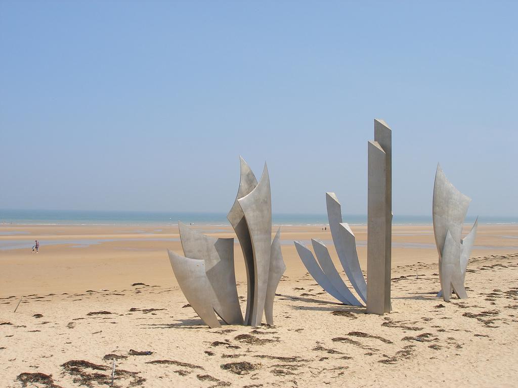 Omaha Beach_Colleville-sur-Mer (1)