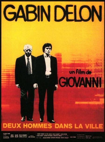 Image : Deux Hommes dans la Ville : lieu de tournage