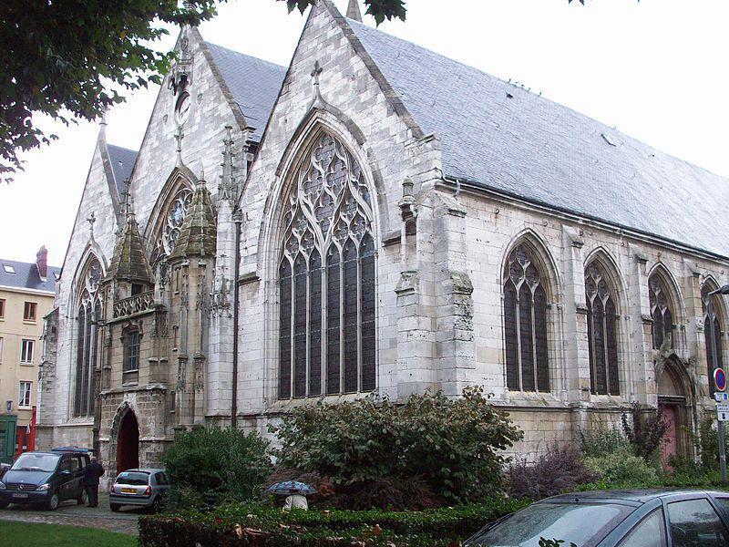 église Saint-Vivien