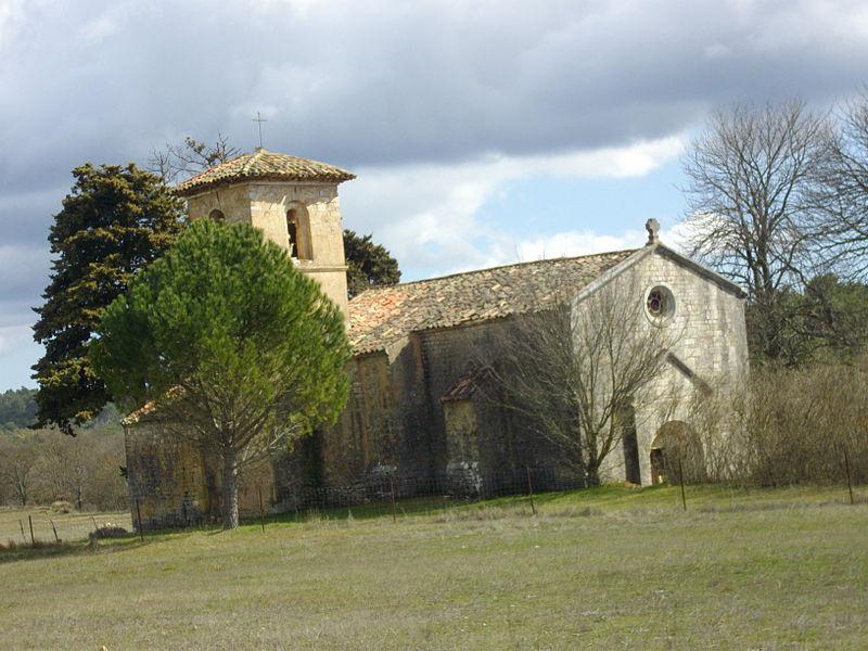 La chapelle Notre-Dame de Spéluque