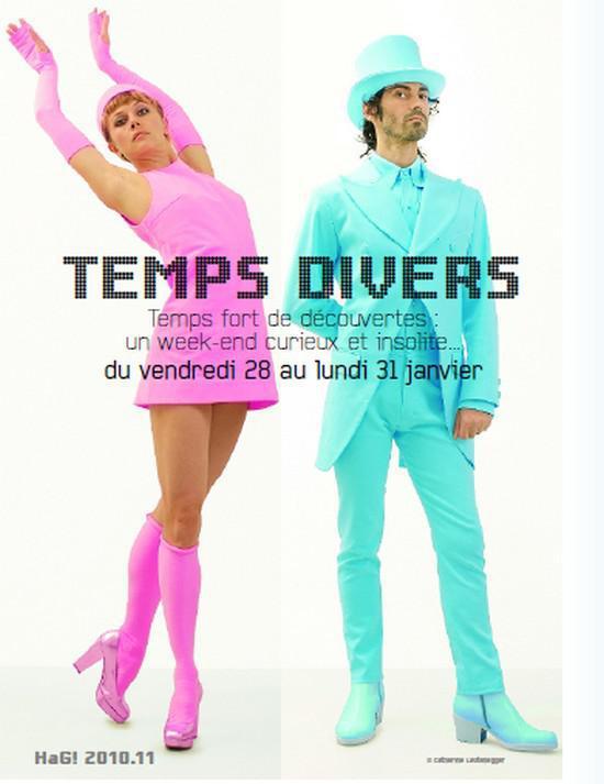 Festival Temps Divers