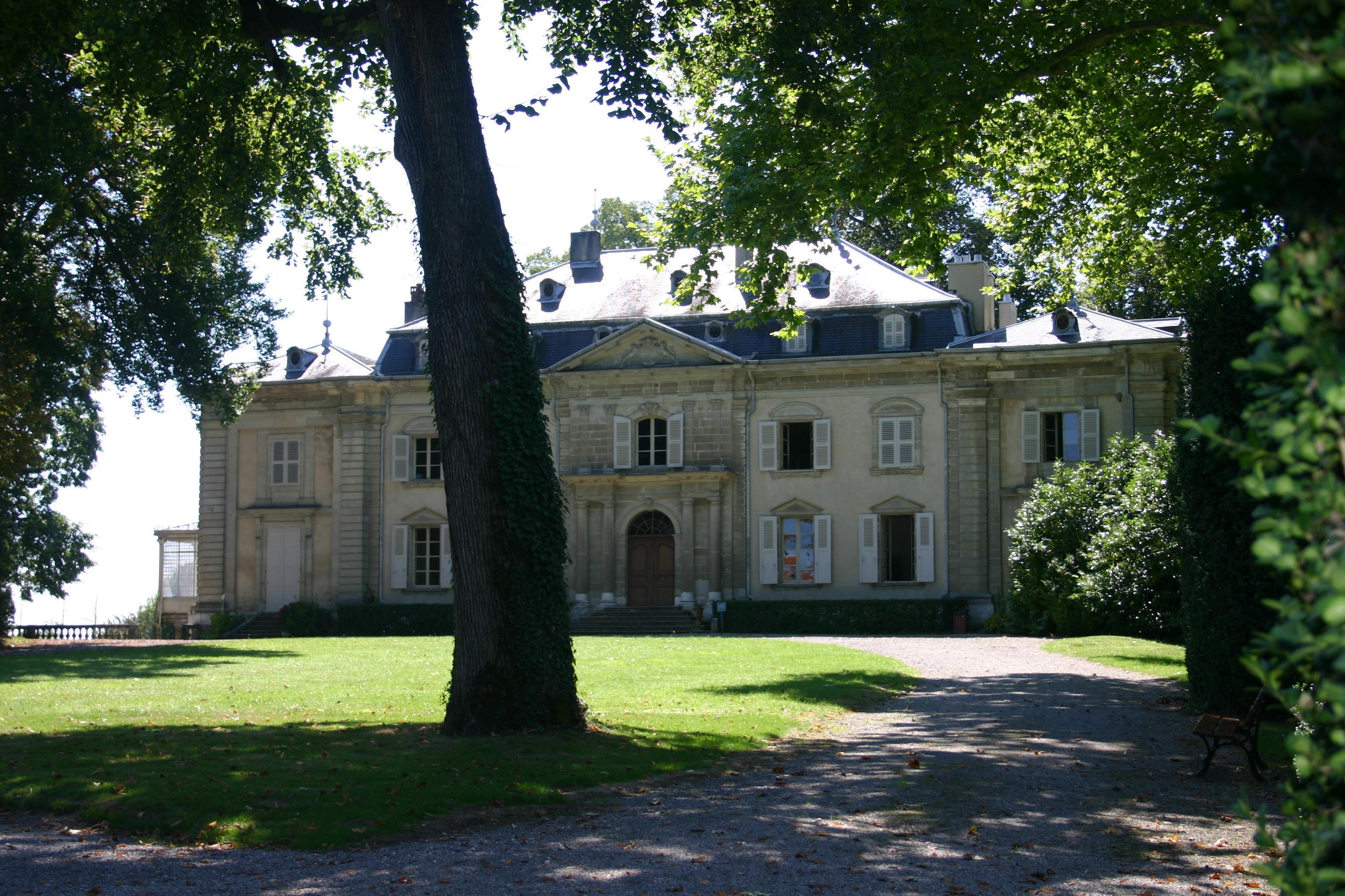 Le Château de Voltaire, à Ferney-Voltaire