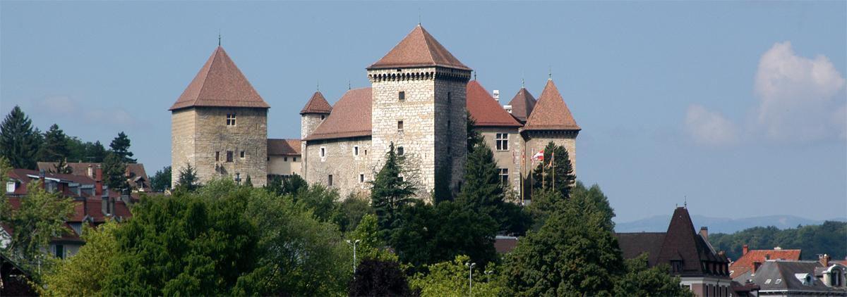 Château Musée_Annecy