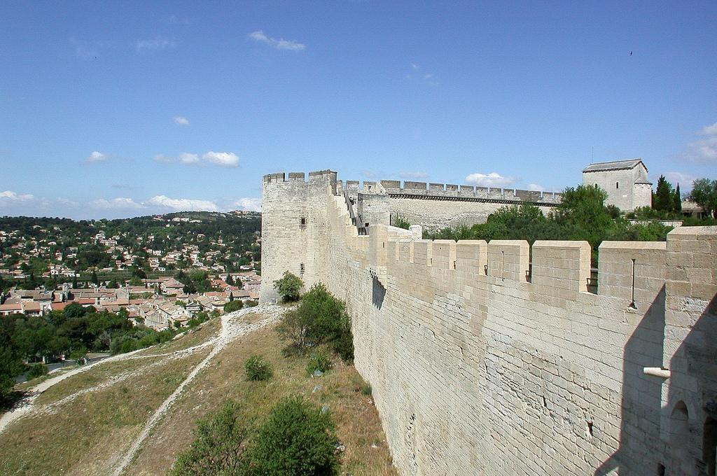 Fort Saint-André_Villeneuve-lès-Avignon