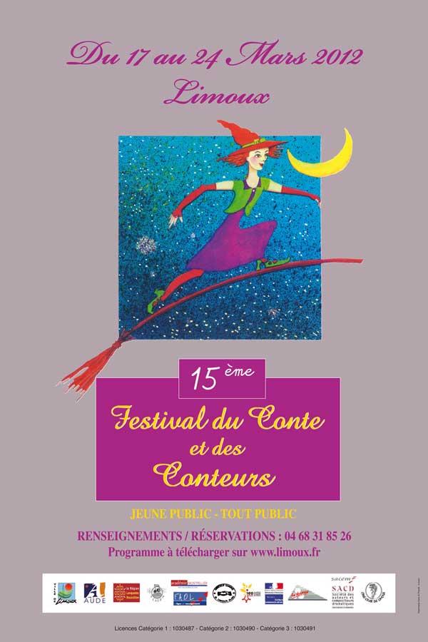 Festival du Conte Et Des Conteurs