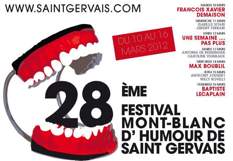 Festival Mont Blanc d'Humour
