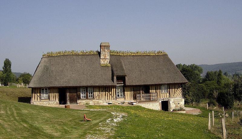 Image : Maison médiévale de Saint-Sulpice-de-grimbouville