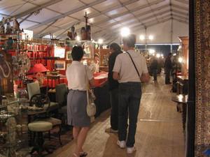 Foire aux antiquités de Cany-Barville