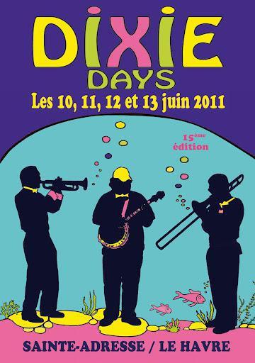 Dixie Days, Sainte-Adresse - Le Havre