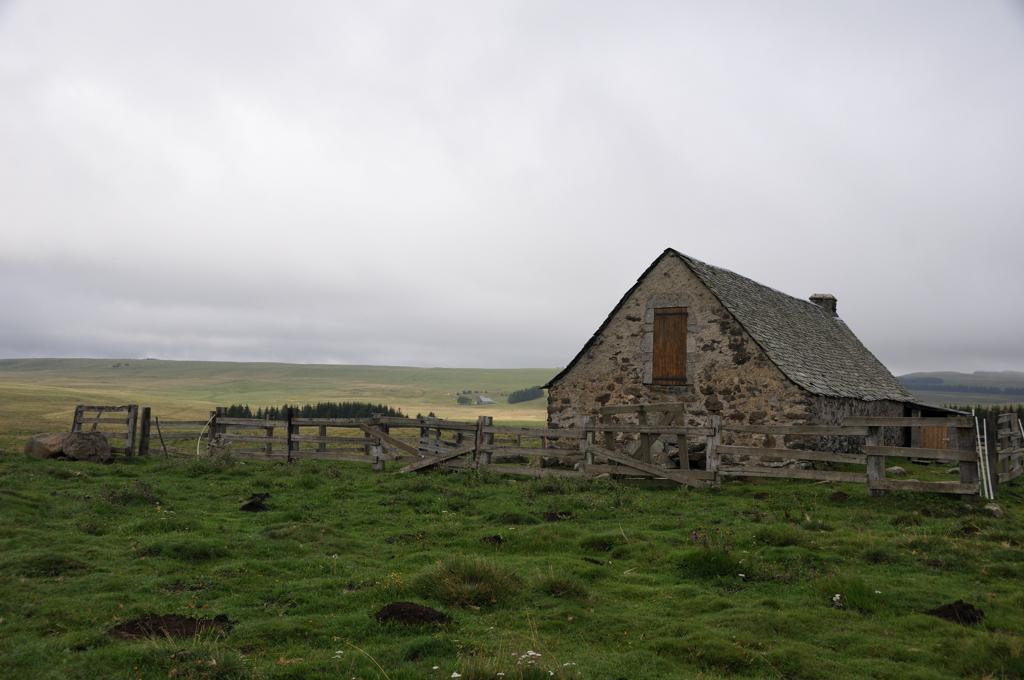 Buron de l'Aubrac, près de Nasbinals