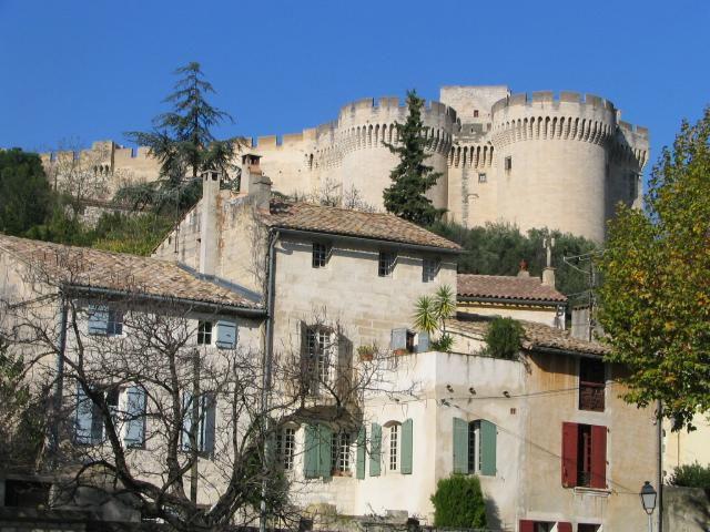 Fort Saint-André_Villeneuve-lès-Avignon (1)