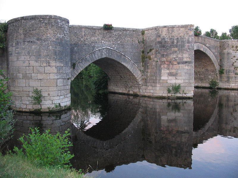 Pont Gartempe Saint Savin