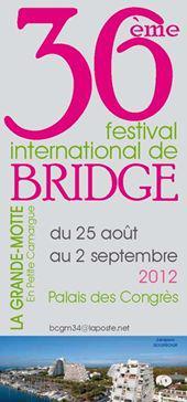 Image : Festival international Du Bridge