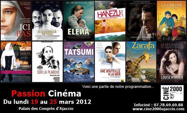Festival Passion Cinema D'Ici Et D'Ailleurs