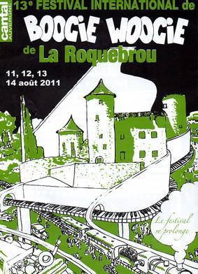 Festival de boogie-woogie de Laroquebrou