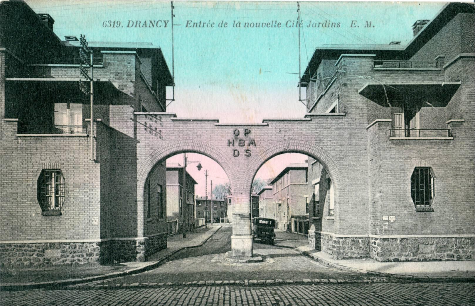Cité-Jardin de Drancy