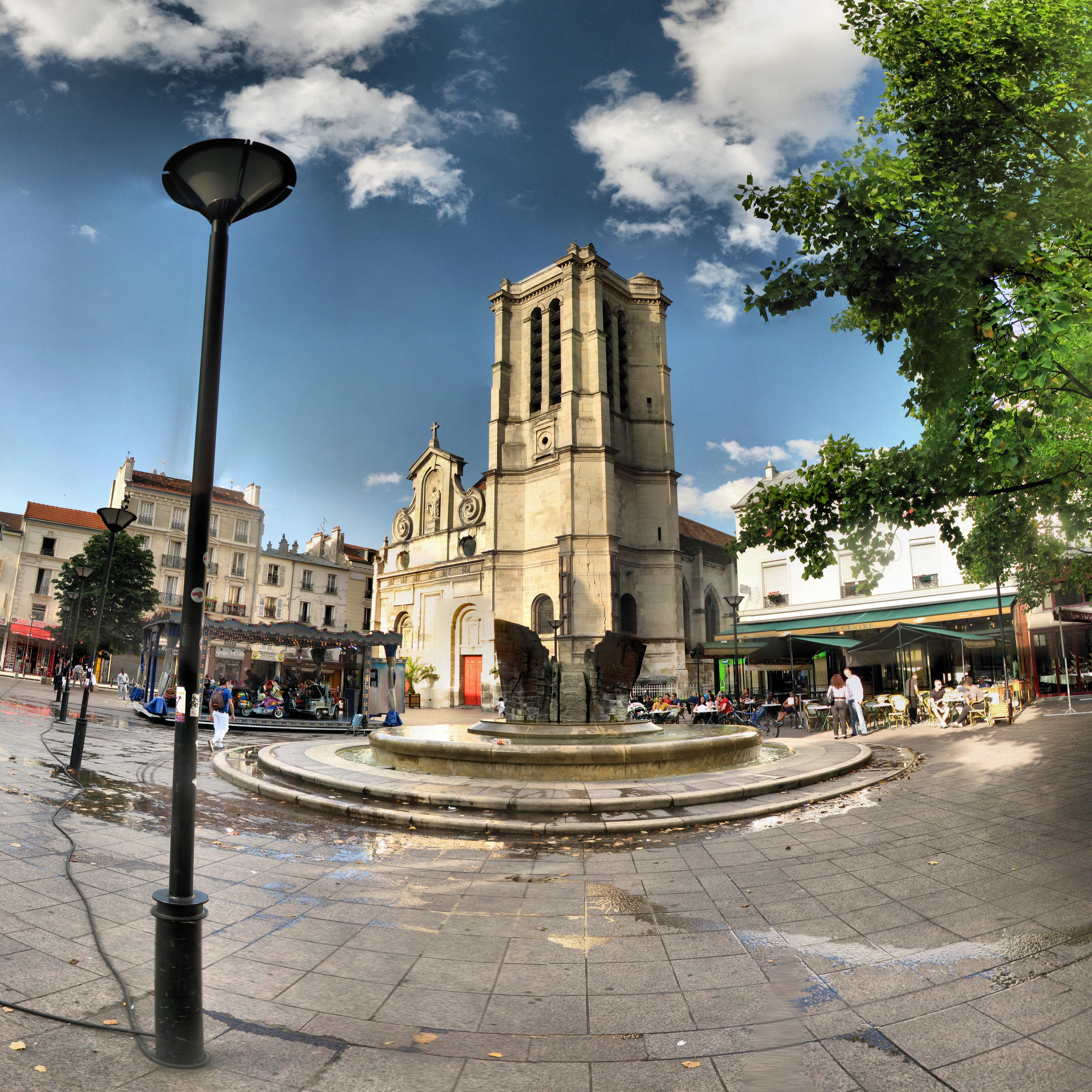 Eglise Notre-Dame-des-Vertus