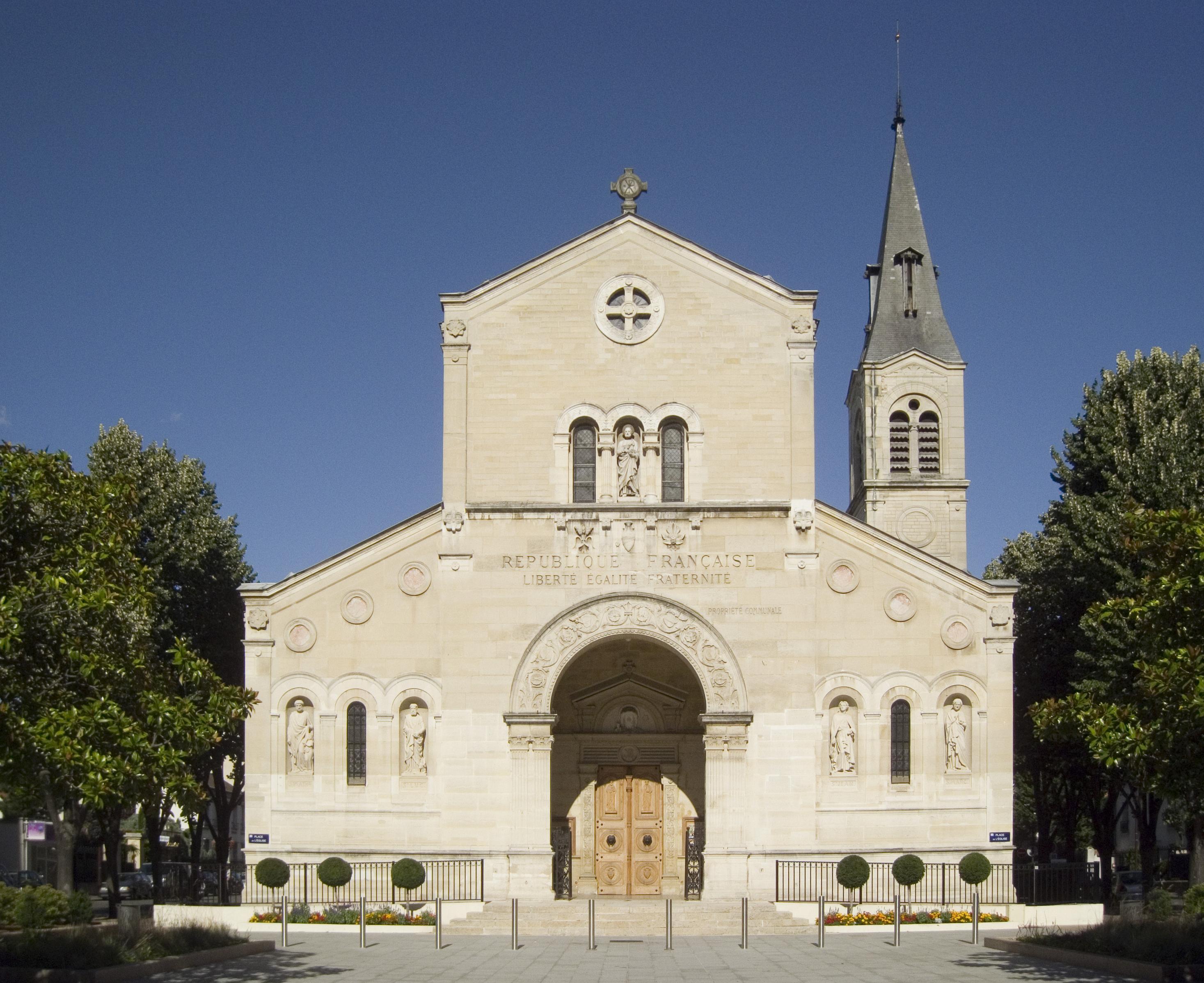 Eglise Saint-Pierre de Charenton-le-Pont