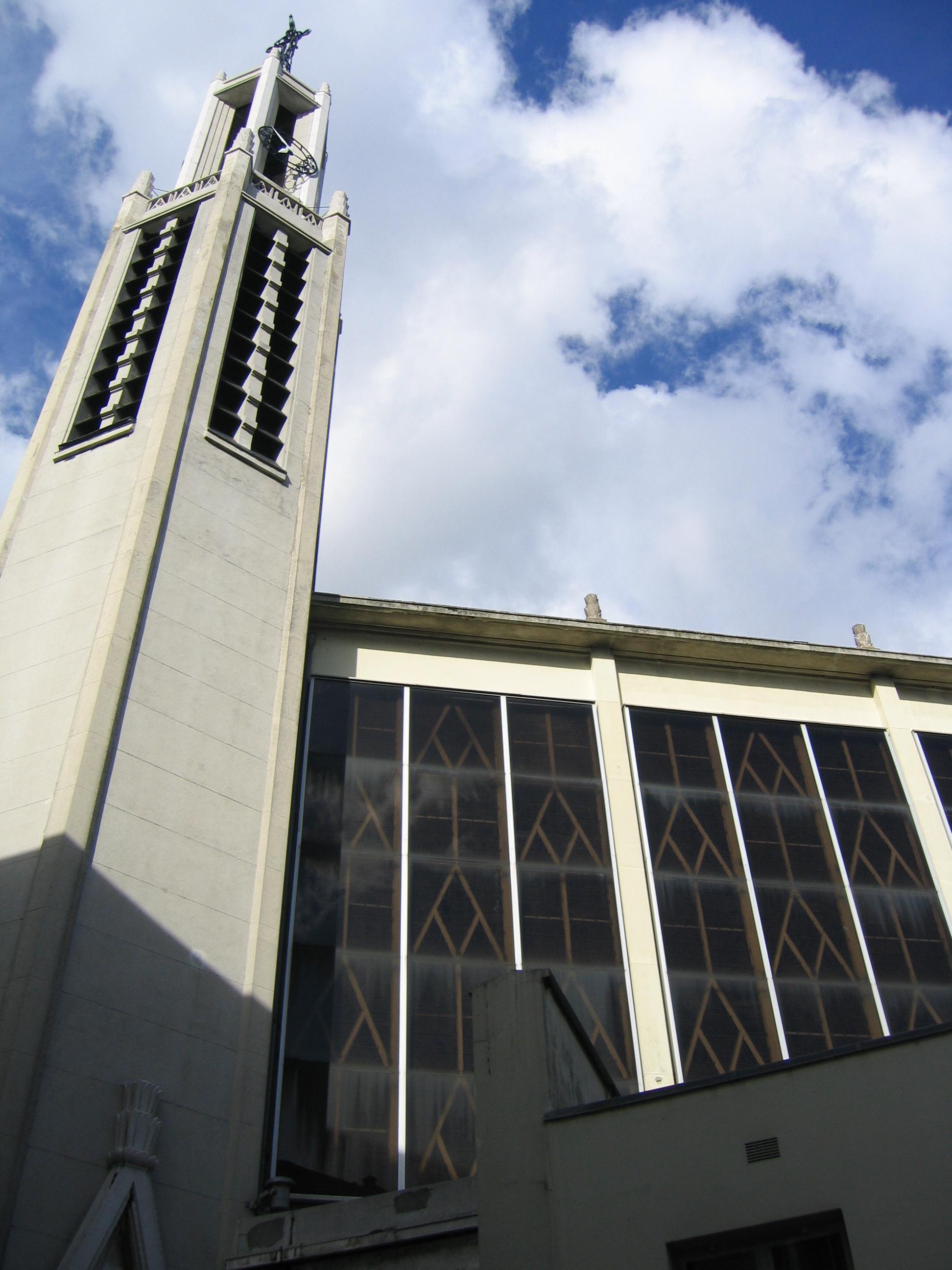Eglise Sainte-Agnès de Maisons-Alfort
