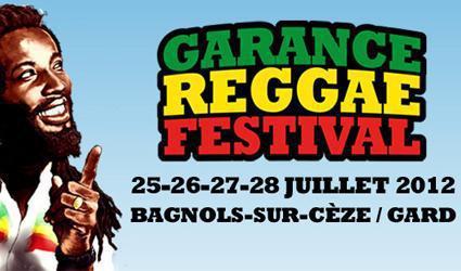 Image : Garance Reggae Festival