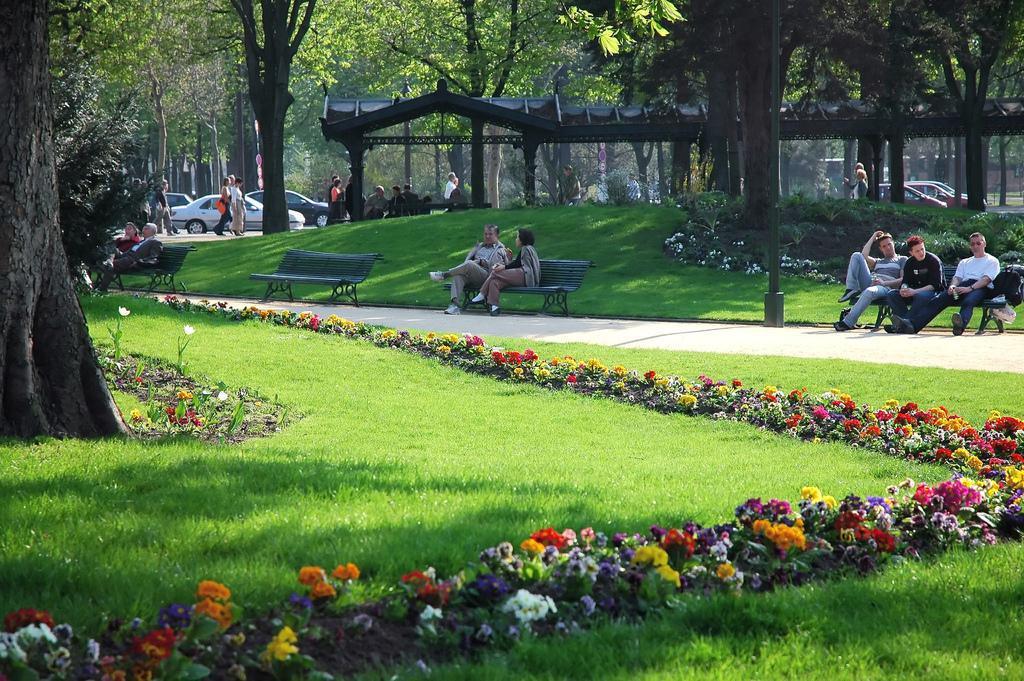 Jardin des Champs-Elysees