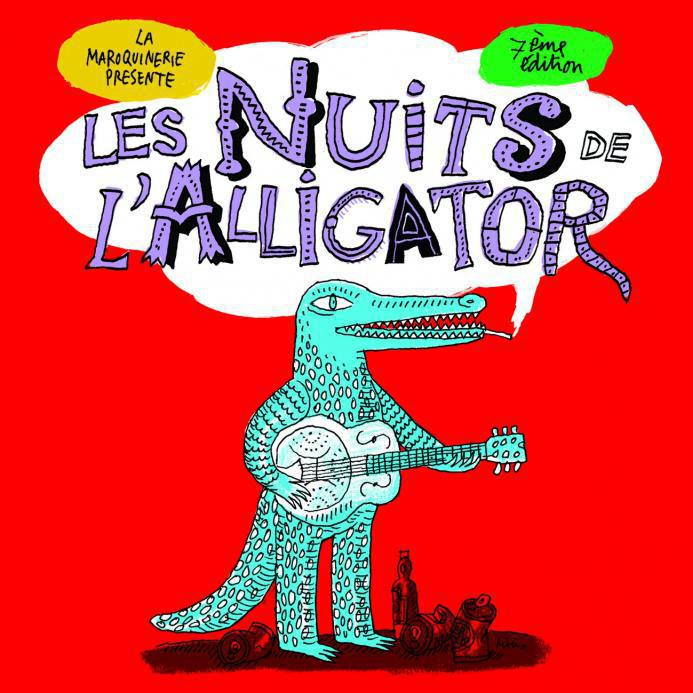 Les Nuits de l'Alligator !