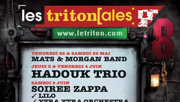 Les Tritonales
