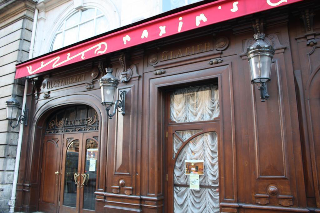 Maxim's - Musée art Nouveau