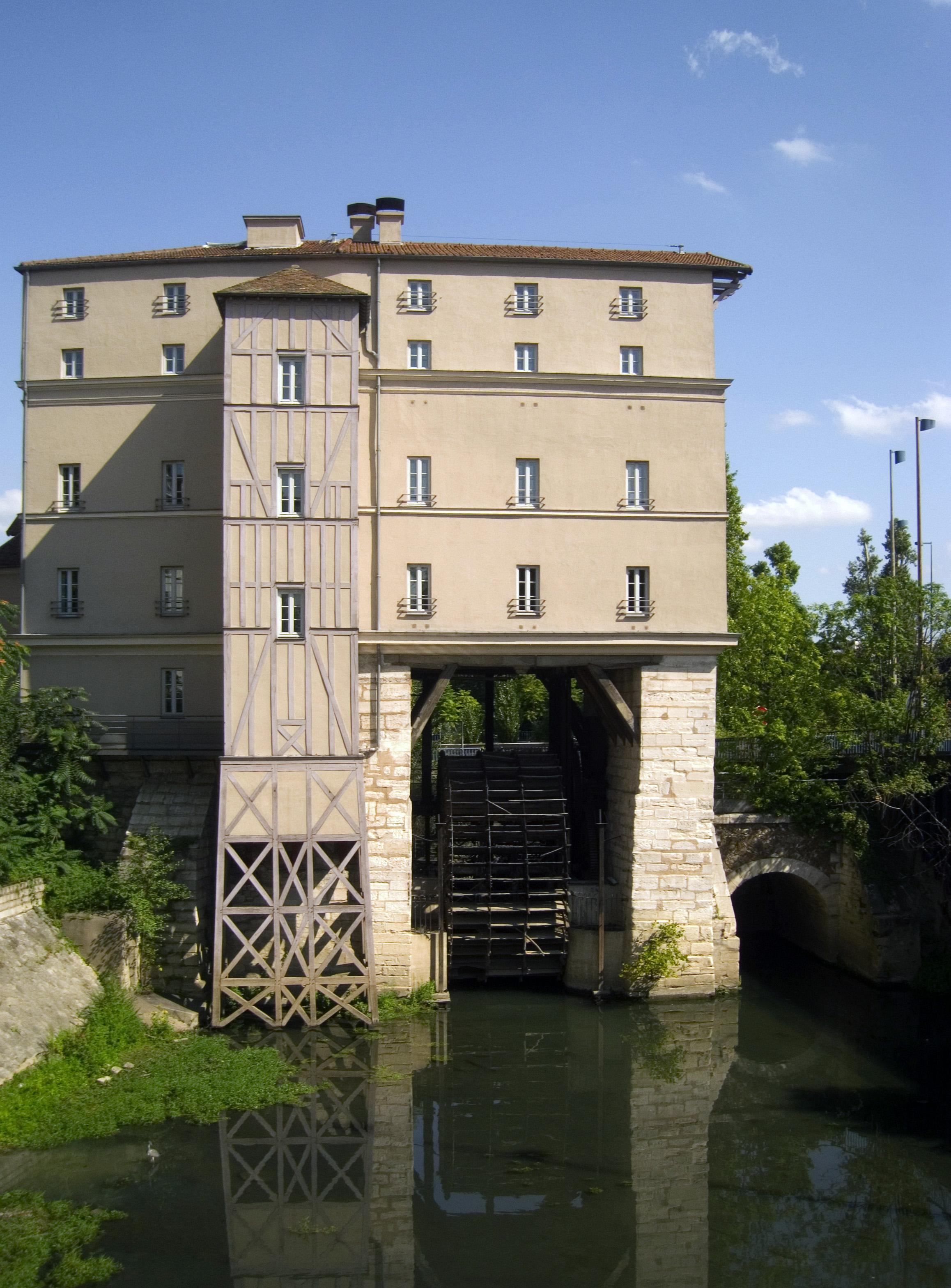 Moulin de la Chaussée