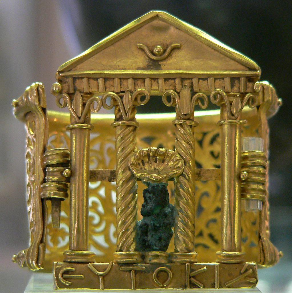 Bracelet romain, Musée du Cabinet des Médailles de la Bibliothèque nationale de