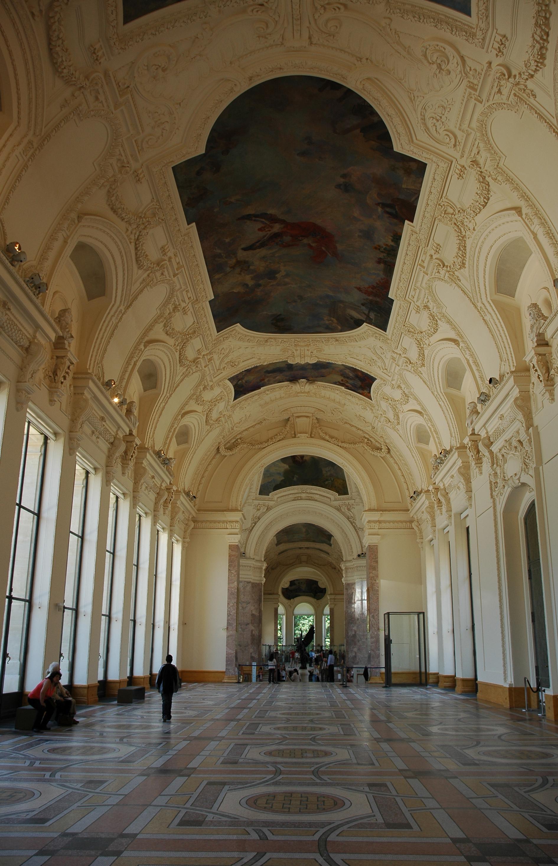 Musée du Petit Palais de Paris - Palaisdes Beaux-Arts
