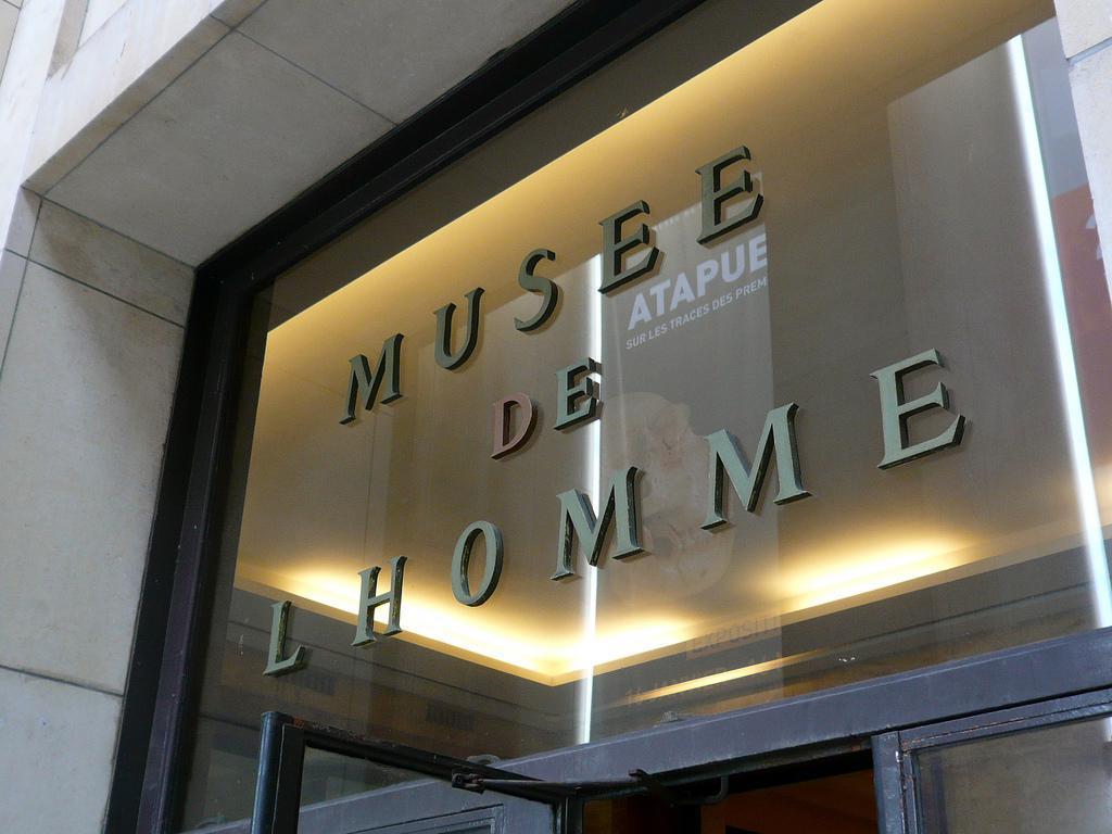 Muséum national d'histoire Naturelle - Musée de l'Homme