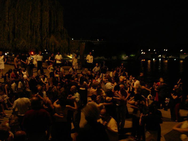 Rendez-vous Paris Danse en Seine