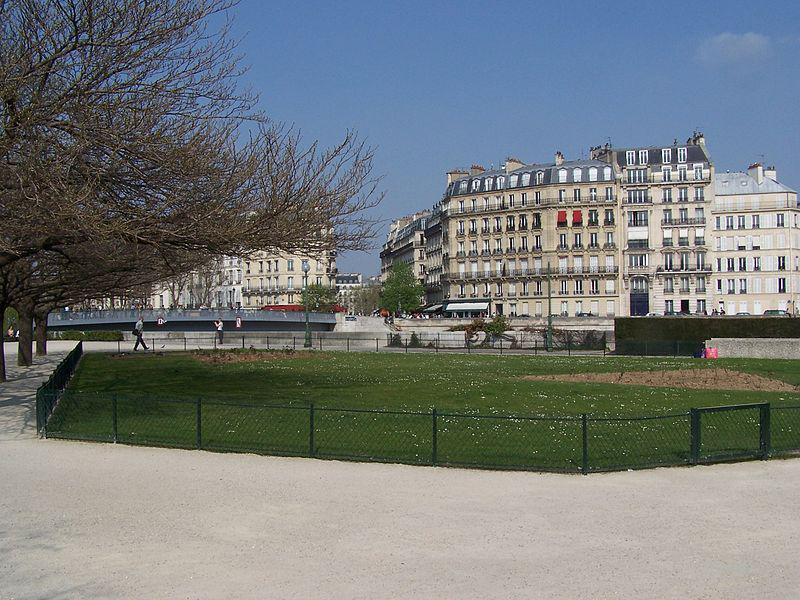 Square de l'île de France