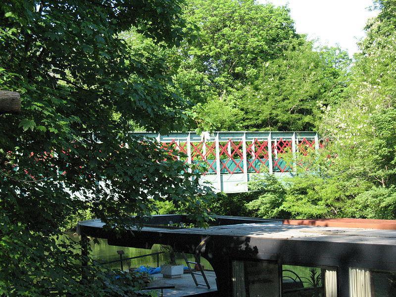 Halle du Parc de l'île Saint Germain
