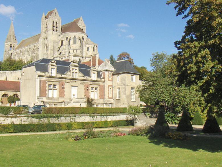 Église du Prieuré de Saint-Leu
