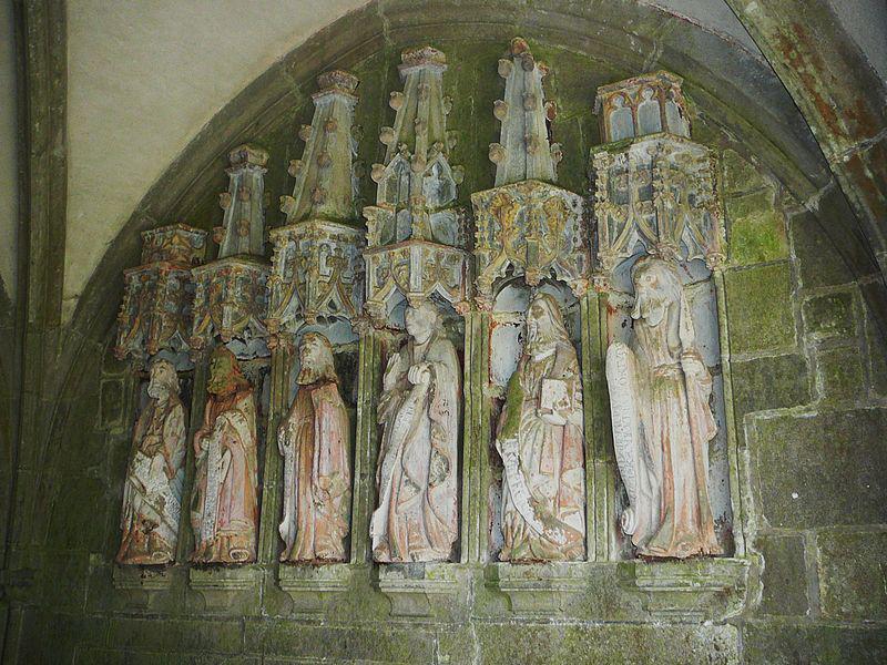 Image : Église Notre-Dame de Rumengol