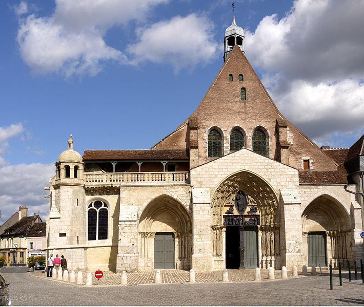 Église Saint-Ayoul