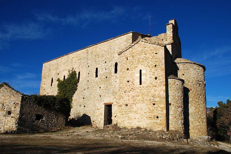 Église Saint-Donat-de-Montfort