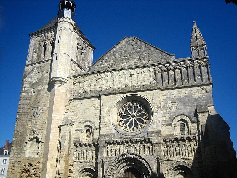 Église Saint-Médard de Thouars