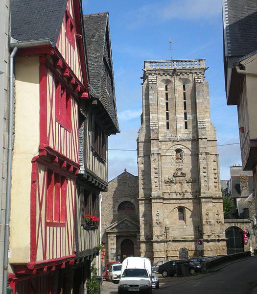 Image : Église Saint-Mathieu de Morlaix