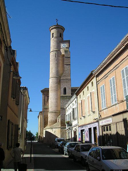 Tour à L'Isle-Jourdain