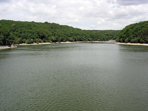 Barrage de Mervent